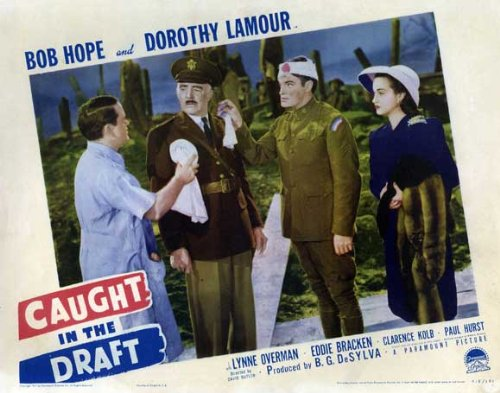 Image result for caught in the draft, 1941