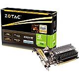 ZOTAC GeForce GT 730 Zone Edition 1GB DDR3 PCI Express 2.0 HDMI DVI Low Profile Video Graphics Card (ZT-71114-20L)