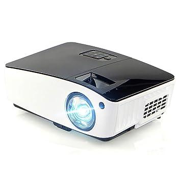 Proyector Inalámbrico Wi-Fi 4000S Mini Proyector De La Ayuda 1080P ...