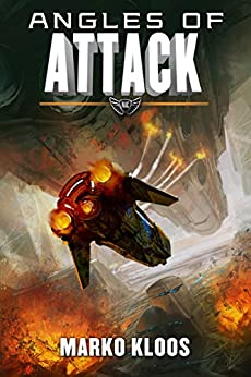 Angles of Attack (Frontlines Book 3) by [Kloos, Marko]