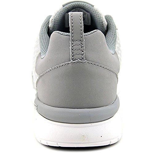 Supra Scissor Skate Schuh Hellgrau / Grau - Weiß