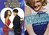 Romantic Comedy Bundle: Never Been Kissed & So I Married an Axe Murdered 2-Movie Set