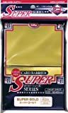 Super Gold Standard Card Sleeves 80ct. by KMC Sleeves
