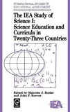 img - for The IEA Study of Science I (International Studies in Educational Achievement) (International Studies in Educational Achievement) (Comparative and International Education Series) book / textbook / text book