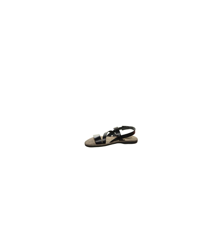 Latika Sandale 6556 Schwarz - - Schwarz, Fünf und Vierzig - - e9da74