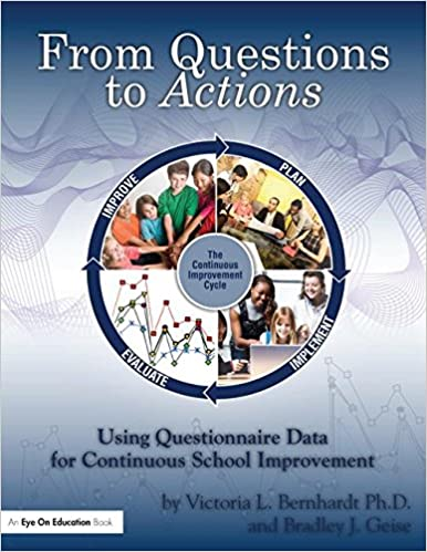 Book From Questions to Actions: Using Questionnaire Data for Continuous School Improvement