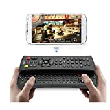 iPega PG IP126 3-in-1 Bluetooth Keyboard Controller Air Mouse Remote Control for iPhone Samsung Smartphone TV Android IOS Windows Device for Paypal