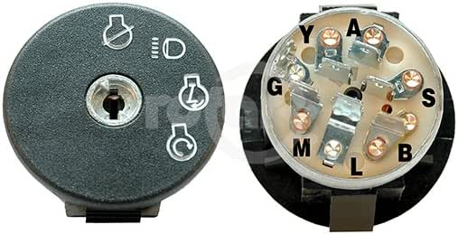 Gravely Ignition Switch Wiring Diagram from images-na.ssl-images-amazon.com