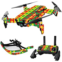 MightySkins Skin for DJI Mavic Air Drone - Mary Jane | Max Combo Protective, Durable, and Unique Vinyl Decal wrap cover | Easy To Apply, Remove, and Change Styles | Made in the USA