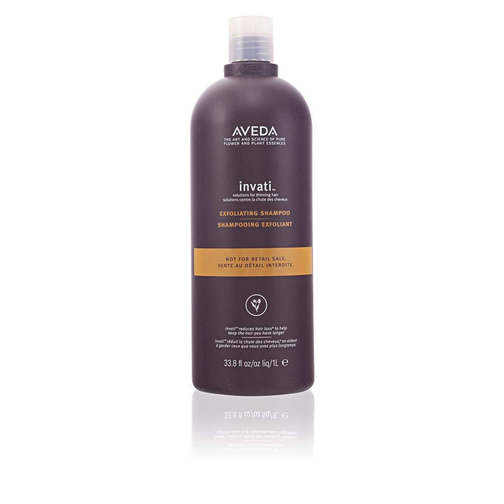 Aveda Invati Advanced Exfoliating Shampoo 33.8 oz Help Prevent Hair from Breakage During Shampooing by AVEDA
