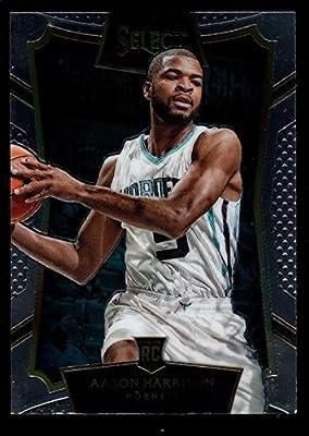 Aaron Harrison #11 Hornets Rookie Card Kentucky Rc 2015-16 Panini Select Chrome