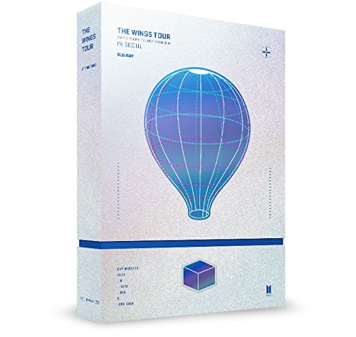 2017 BTS LIVE TRILOGY EPISODE III THE WINGS TOUR IN SEOUL CONCERT - Sings Wing Christmas