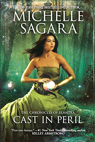 Cast in Peril (The Chronicles of Elantra Book 8) by [Sagara, Michelle]