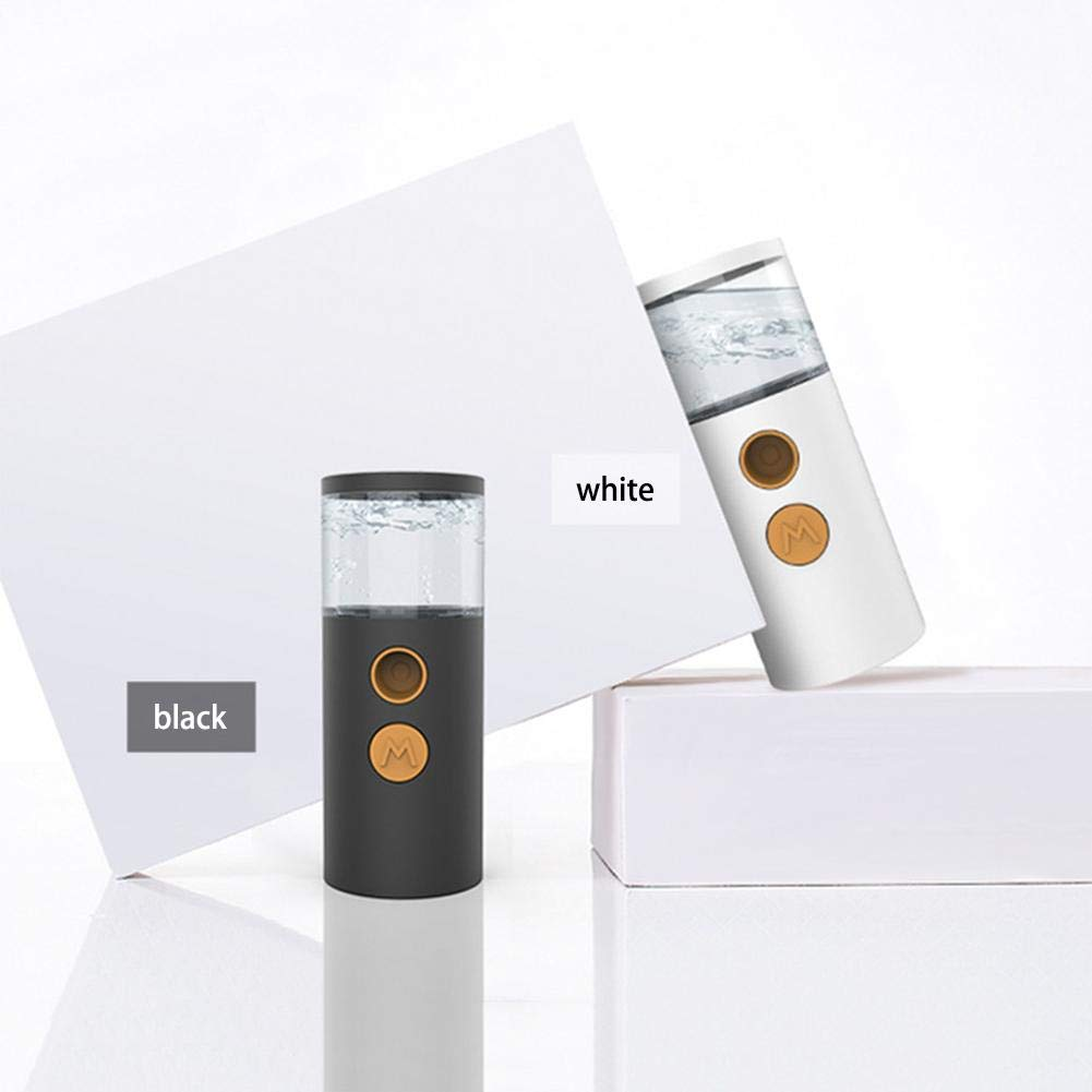 cineman para aromaterapia desconexi/ón autom/ática para el Rostro para casa para Rostro difusor de aromaterapia Vaporizador Facial c/álido humidificador de Niebla