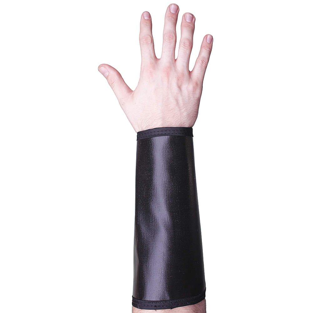 TurtleSkin - SFX-DG2 - Cut Resistant Sleeve, Aramid, S, Blk