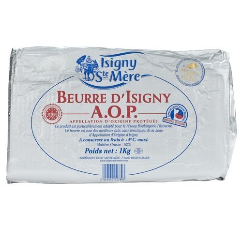 Butter AOC Pastry Sheet Tourage - 2.2 Lbs