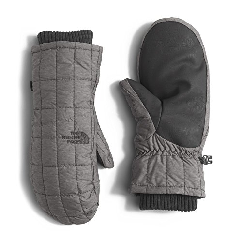 The North Face Metropolis Mitt Women's The North Face Medium Grey Heather Large