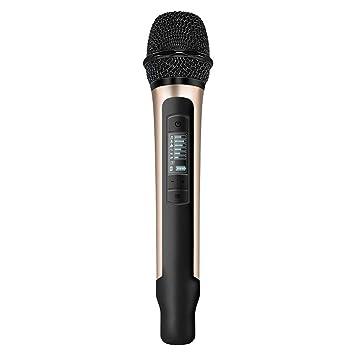 FFSH - Micrófono con Tarjeta de Sonido integrada y Control ...