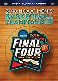 2018 NCAA Men's Basketball Championship DVD/BD combo [Blu-ray]