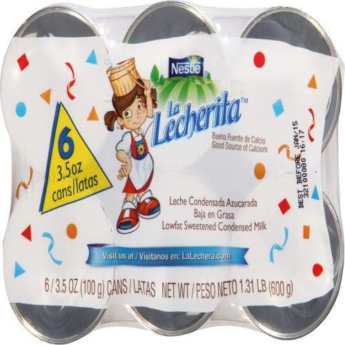 LA LECHERA CREAM MINIS (Pack of 6)