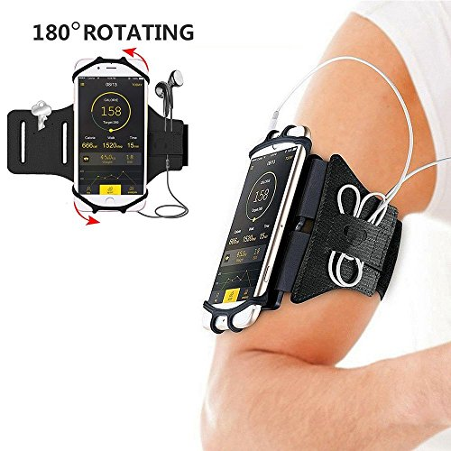 Sports Armband for iPhone 4/4s/5/5s (Black) - 7