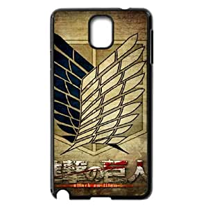 Attack On Titan For Samsung Galaxy Note3 N9000 Csae protection phone Case FX268769