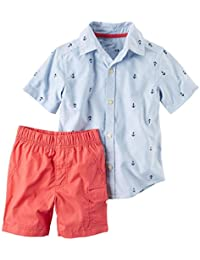 Carter's Baby Boys' 2 Piece Shorts Set