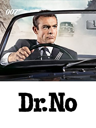 Dr. No (James Bond Connery)