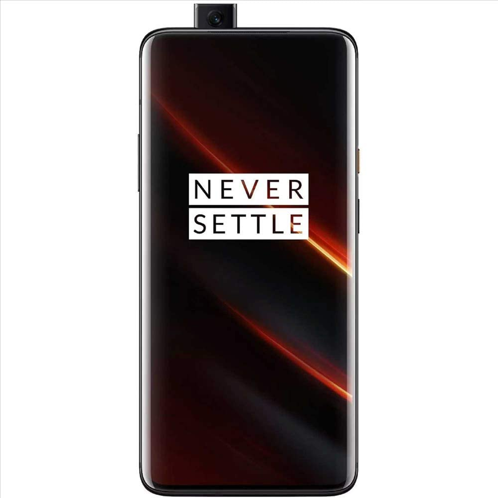 OnePlus 7T Pro 5G McLaren Edition US Model HD1925 12GB RAM 256GB ROM T-Mobile Unlocked Single SIM (Renewed)