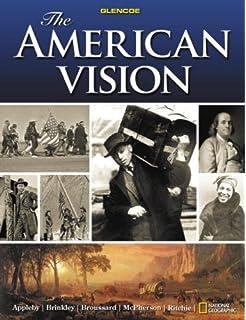 Amazon the american vision 9780078799846 joyce appleby alan the american vision student edition fandeluxe Choice Image