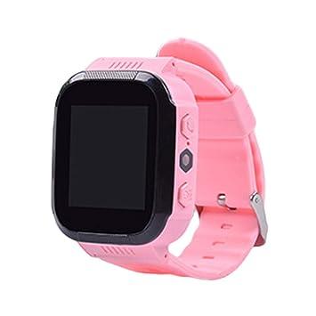 MRLIFY Reloj Inteligente, Reloj de Pulsera para niños, Impermeable, Android Wear, Compatible