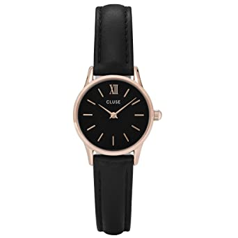 Cluse CL50011 - Reloj de pulsera para Mujer La Vendette, Oro/Rosa: Cluse: Amazon.es: Relojes