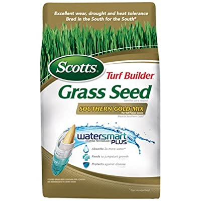 Scotts Turf Builder Grass Seed - Southern Gold Mix for Tall Fescue Lawns