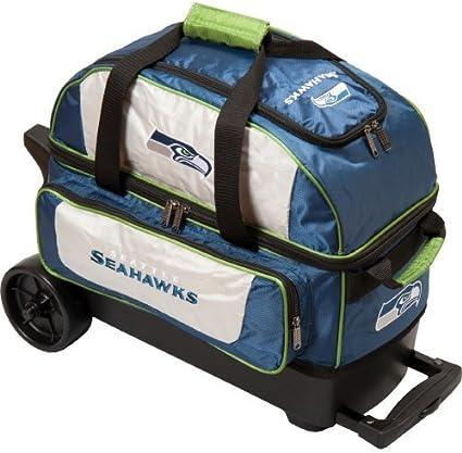 Multicolor KR Strikeforce Seattle Seahawks Single Bowling Bag