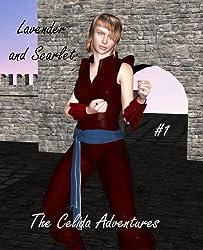 Lavender and Scarlet (The Celida Adventures Book 1)