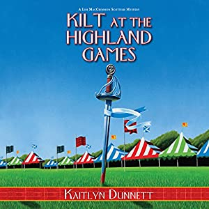 Kilt at the Highland Games Audiobook