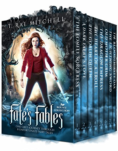 Story Fairy Tale Mix (Fate's Fables Box Set Collection: One Girl's Journey Through 8 Unfortunate Fairy Tales (Fate's Journey Book 1))