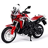 1:18 Motorcycle Model, Static Simulation Alloy Die-Casting Car, Pull Back Toy Model Car, Home Decoration, Collectibles, Gifts