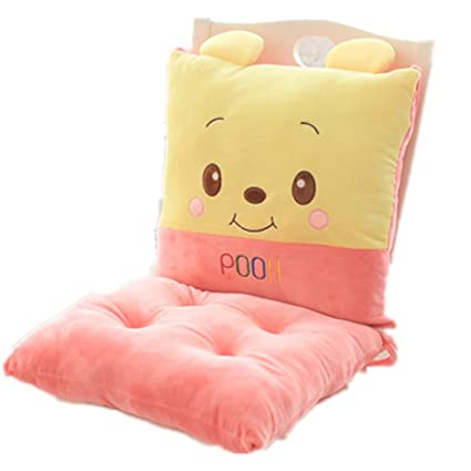 ASO SLING Chair Cushion Cute Cartoon Thickening Student Seat Cushion Can Be  Split Piece,