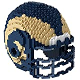 Los Angeles Rams 3D Brxlz - Helmet