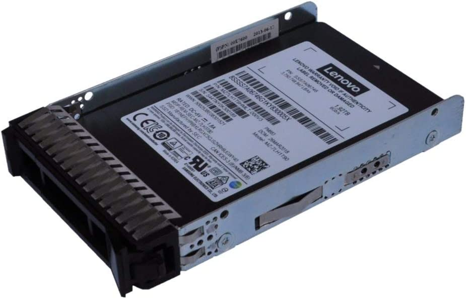 Lenovo - Solid State Drive 960GB Hot Swap 3.5""