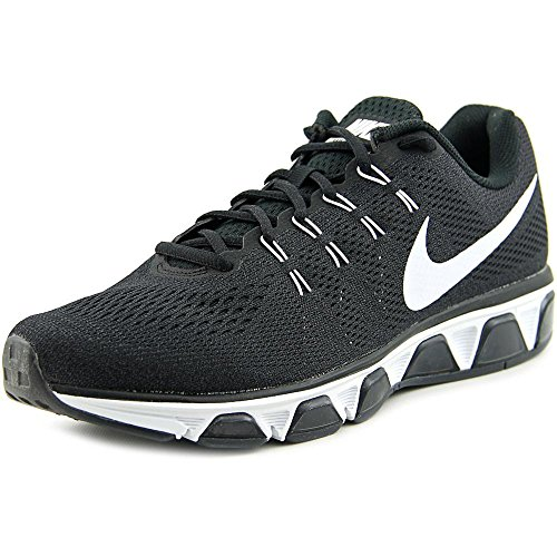 064aebd04056 Galleon - NIKE Men s Air Max Tailwind 8 Running Shoe Black Anthracite White  Size 8.5 M US