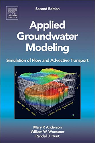 Applied Groundwater Modeling: Simulation of Flow and Advective Transport (Application Of Bayes Theorem In Computer Science)