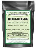 Tribulus Terrestris - Natural Fruit Powder (Tribulus terrestris), 25 kg