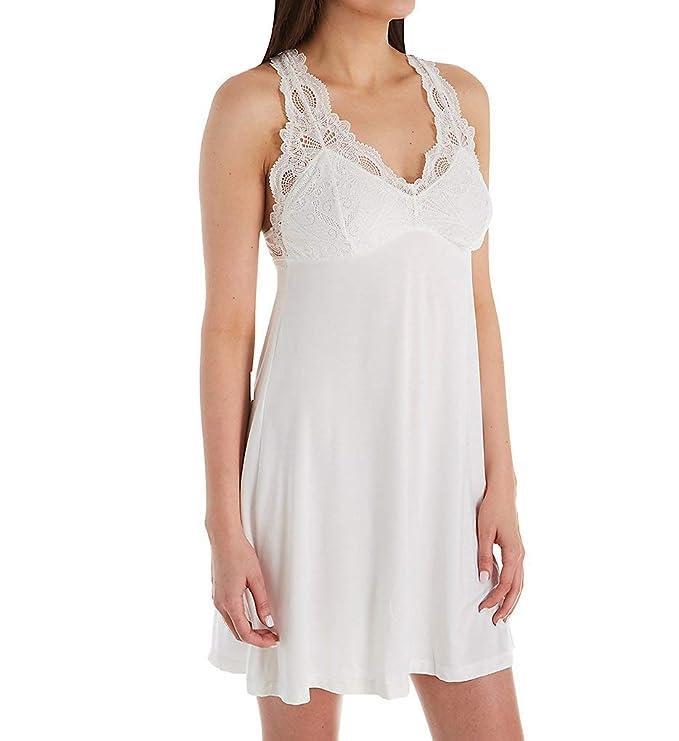075b6094801 Fleur t Women s Lace Chemise at Amazon Women s Clothing store