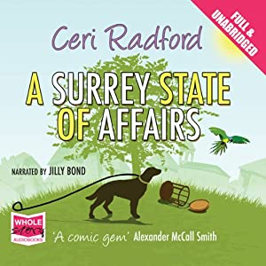 A Surrey State of Affairs Audiobook