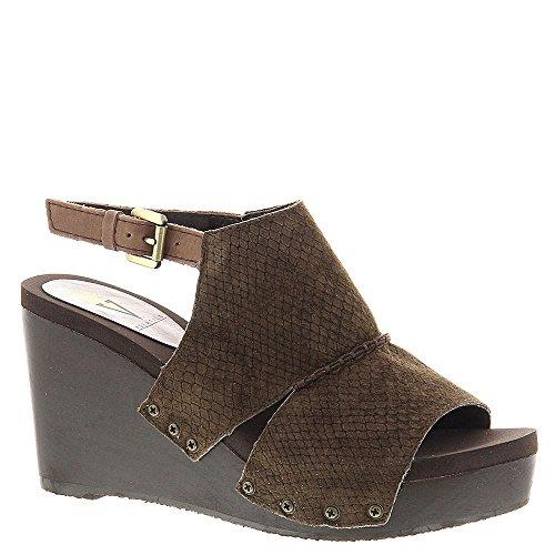 Volatile Womens Desi Clogs And Mules Shoes Brown iDgFLJ7