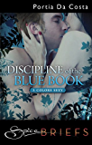Discipline Of The Blue Book (3 Colors Sexy 1)