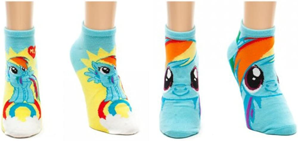My Little Pony Rainbow Dash Ankle Socks