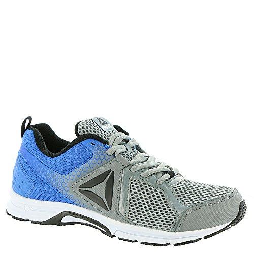 Reebok Mens Runner 2.0 MT Running Shoe Flint Grey Vital Blue Black GVUNr4